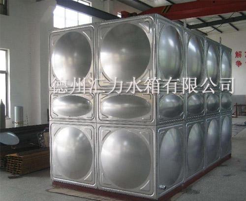 汇力消防水箱组装成品